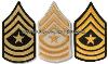 us army sergeant major chevrons