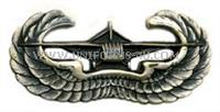 army airborne glider badge oxidized