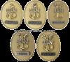 us navy senior enlisted advisor cpo command identification badge
