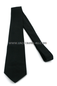 us army black tie four-in-hand