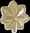 army major cap rank insignia