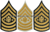 us army sergeant major of the army chevrons