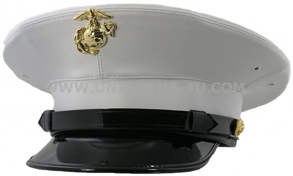 Ranks In Marine >> USMC ENLISTED COVER - HAT