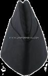 us navy black unisex garrison cap