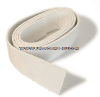 marine corps enlisted white cotton belt one and three quarter inch