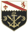 army 1st engineer battalion unit crest