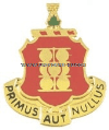army 1st field artillery unit crest