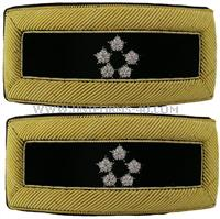 us army general of the army shoulder strap