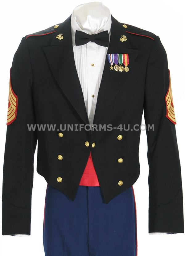 USMC NCO EVENING DRESS UNIFORM JACKET