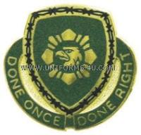744 military police battalion unit crest