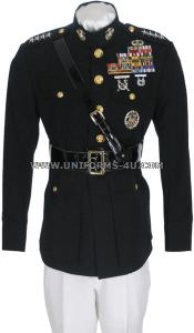usmc officer dress white uniform