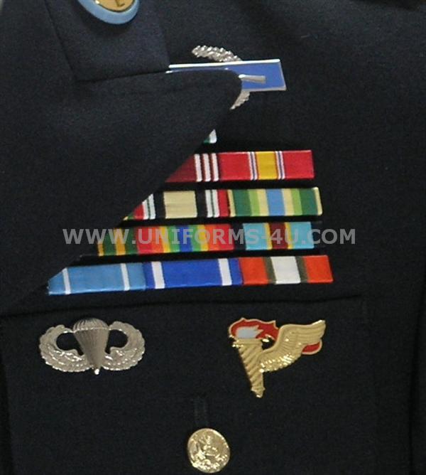 Army asu Measurements poster badges